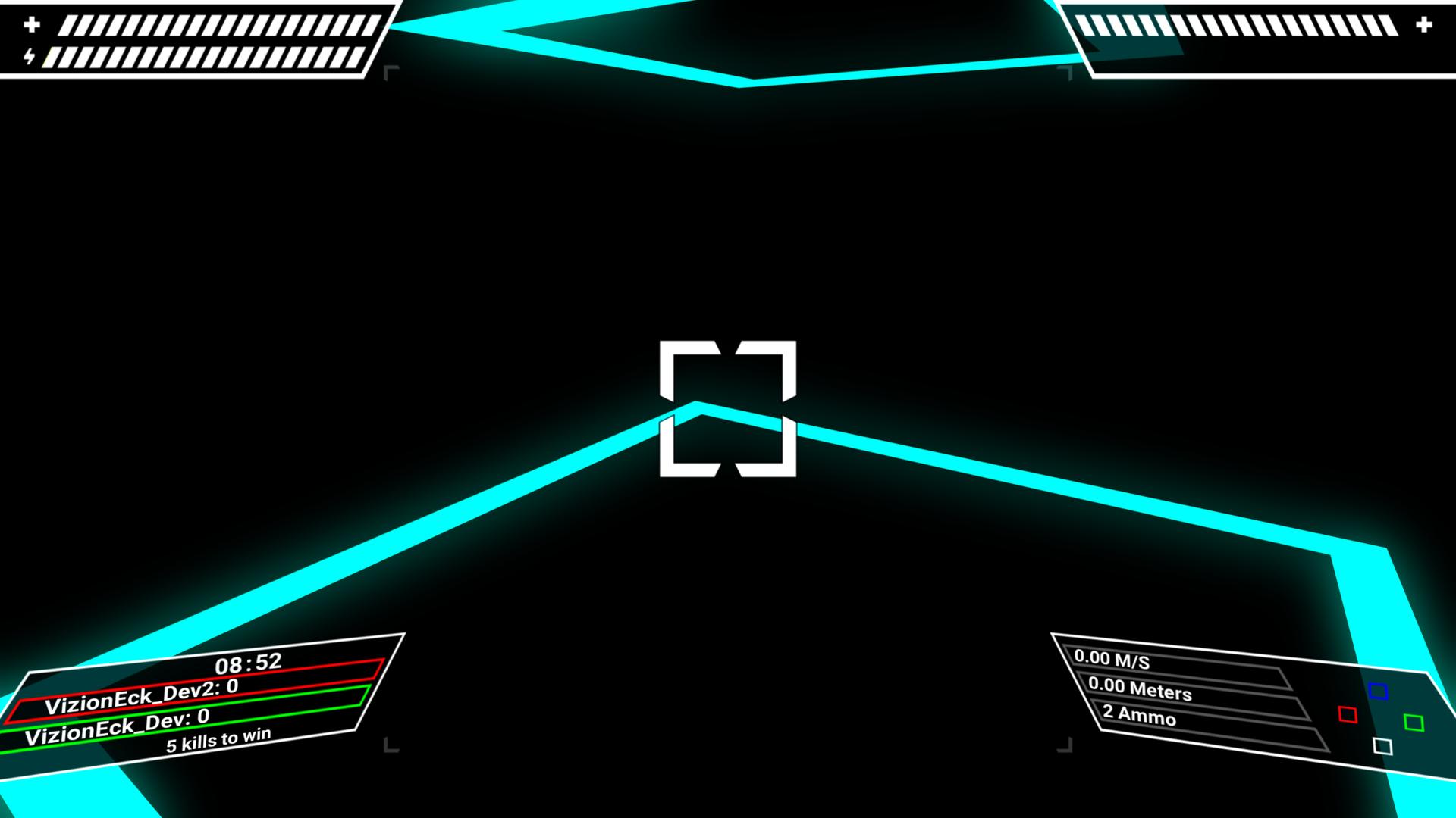 Screenshot Of Vizioneck S Hud In Game